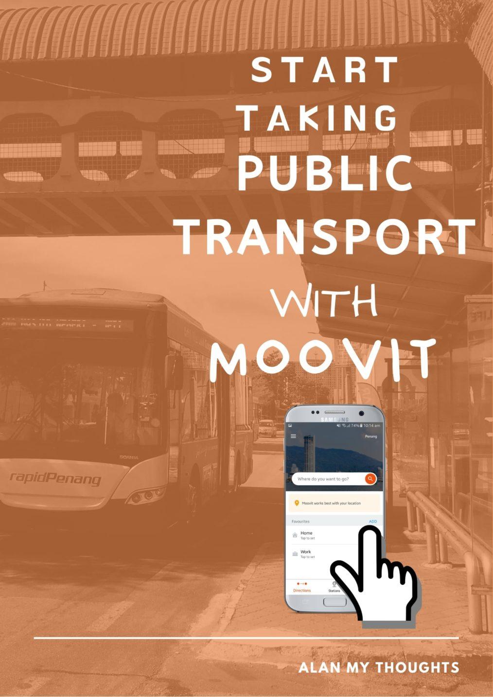 Start Taking Public Transport with Moovit - Free PDF